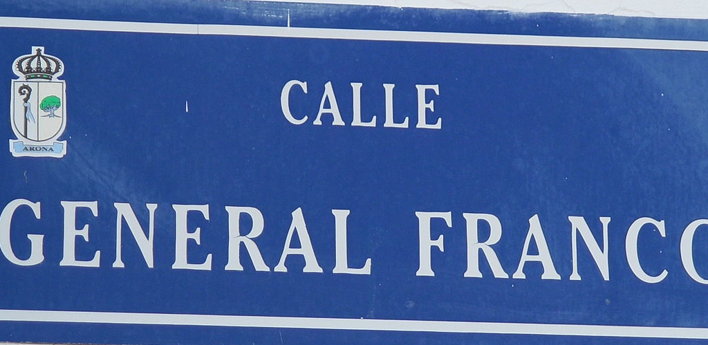 Calle General Franco by Piotr Konieczny