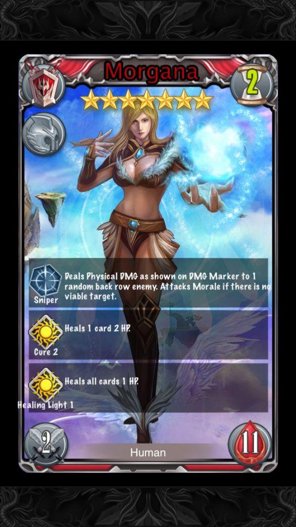 Morgana 7-Star