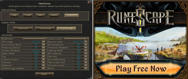 runescape specs and play free now