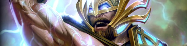 Smite Thor Wrath Of Valhalla