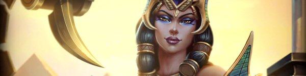 smite serqet desert queen