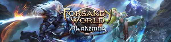 Forsaken World awakening_600