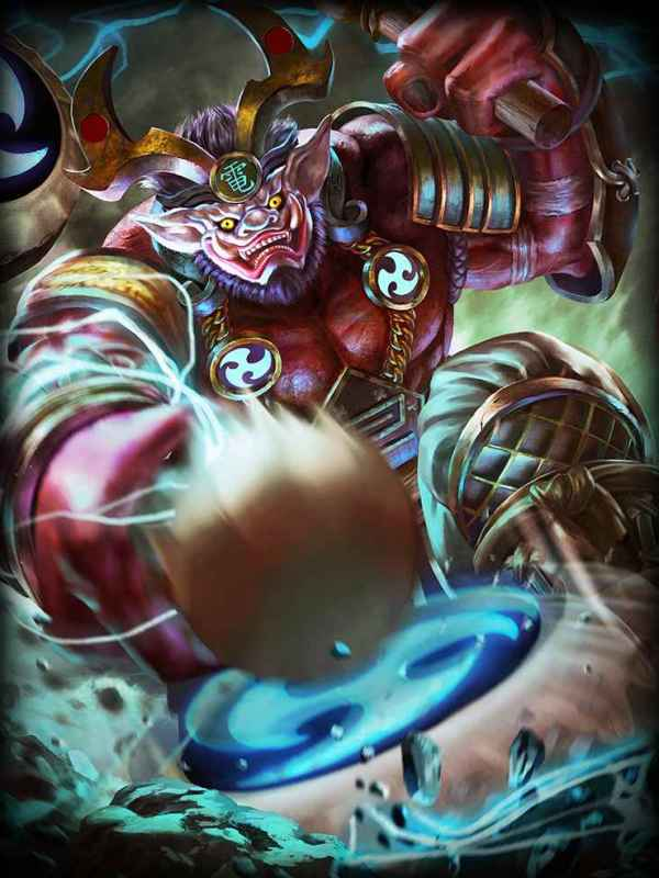 Raijin_Default_Card