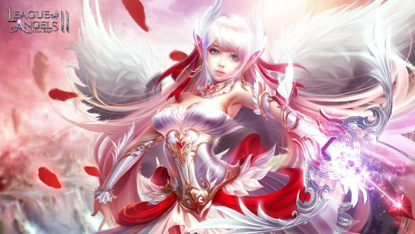 League of Angels 2 sexy wallpaper (12)