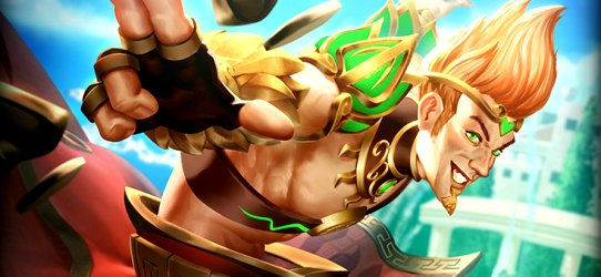 SMITE Apollo Battle Bard