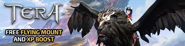 TERA Secrets and Shadows Giveaway 600