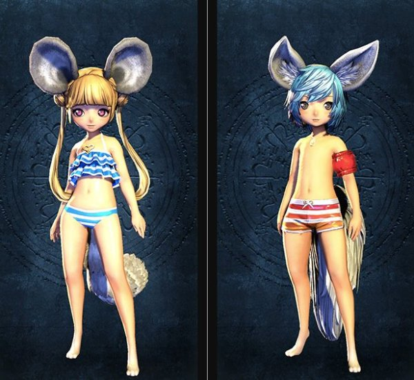 Blade & Soul Swimsuit Collection 3