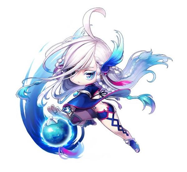 Maplestory 2 Soulbinder cosplay 9