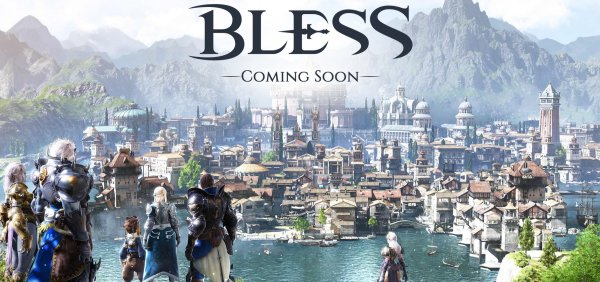 bless coming soon