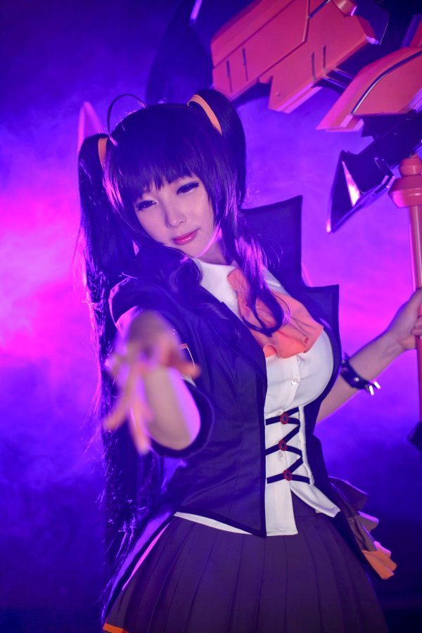SoulWorker Myst Scythe Lily Bloommerchen cosplay 11