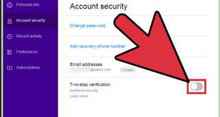 Make use of these steps to prevent your Yahoo account being hacked