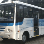 Ashok Leyland's New Electric Bus Is 100% Made in India