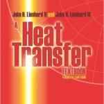 Heat Transfer Textbook 4th Edition PDF