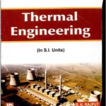 Thermal Engineering By RK Rajput
