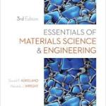 Essentials of Materials Science and Engineering PDF