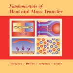 Fundamentals of Heat and Mass Transfer Incropera PDF