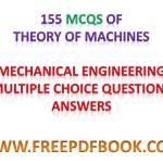 THEORY of MACHINES – Mechanical Engineering Multiple choice Questions Answers