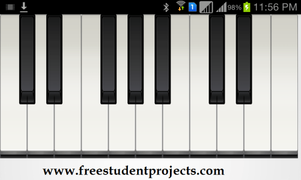 Classical Android Piano