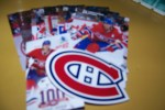 Hockey Cards, Sticker