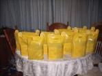 Splenda houseparty bags!!