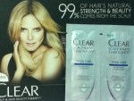 Clear Scalp & Hair Therapy Shampoo and Conditioner Sample