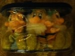 Seven Dwarf's Plush Set from Disney Movie Rewards
