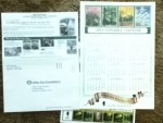 Address labels & 2014 calendar from The Arbor Day Foundation