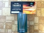 Free Custom Etched Glass from Marlboro The Flavor Makers