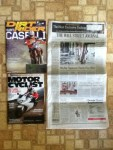 DirtRider September magazine - Motor Cyclist September magazine - Magazine  - The Wall Street Journal