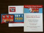 Coupon for a Free Box if Horizon Mac & Cheese