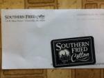 Southern Fried Cotton Sticker