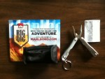 Winner in the Marlboro The Big Dig Sweepstakes - Won a Multi Tool with pouch
