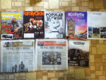 Bowhunt America October magazine - Family Circle November magazine - Popular Science November magazine - 2015-2016 Worldwide Travel Guide from Collette - The Wall Street Journal - Extreme Terran Fall catalog