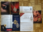 Personalized Diamond Pendant Offer from The Danbury Mint