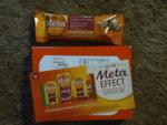 Meta Effect Cinnamon Oatmeal Raisin Bar from P&G