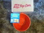Large Jolly Time Popcorn bowl & coupon - Send in UPC codes from Jolly Time Popcorn