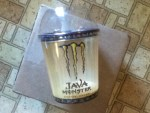 Free Java Monster Energy Drink Collectable Cup for sharing on Facebook - Just a Cheap Disposable Cup