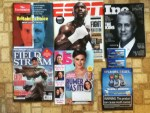 The Economist Weekly - ESPN Weekly - Inc May magazine - Field & Stream May magazine - US Weekly - Camel Snus coupons