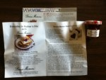 Winner in the Mother's Day - Win a Day Off Sweepstakes - a Very Cute sample of Bonne Maman Strawberry Preserves & a $2 off coupon - Thank you very much my mom is going to love it