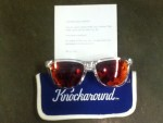 Winner in the Lay's Summer Days Game - Won a pair of Knockaround Sunglasses - Thank you very much Frito-Lay Inc.