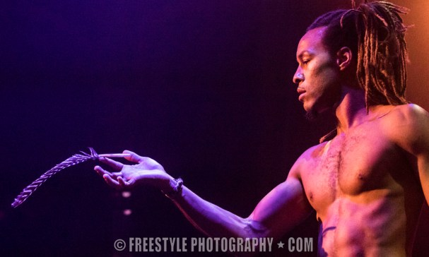 Spiegelworld's EMPIRE - for Evenko ©Andre Ringuette/Freestyle Photography