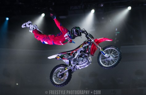 Nitro Circus - Canadian Tire Centre Oct. 15, 2015 PHOTO: Andre Ringuette/Freestyle Photography