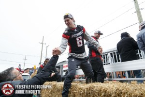 Ottawa REDBLACKS Grey Cup Parade