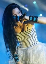 Evanescence Corel Centre - July 19, 2004 ©Jana Chytilova/Freestyle Photography