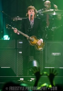 Paul McCartney - Canadian Tire CentreJuly, 7, 2013PHOTO: Andre Ringuette/Freestyle Photography
