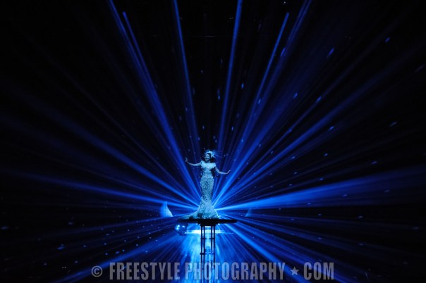 Sarah Brightman - Canadian Tire Centre September 15, 2013 PHOTO: Matt Zambonin/Freestyle Photography