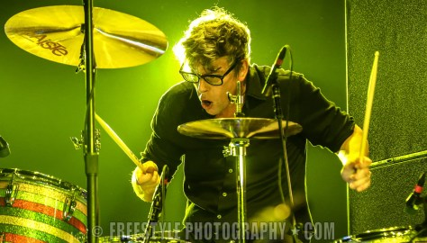 The Black Keys - Canadian Tire Centre Sept., 17, 2014 PHOTO: Andre Ringuette/Freestyle Photography