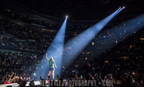 Taylor Swift - Canadian Tire Centre July 6, 2015 PHOTO: Andre Ringuette/Freestyle Photography
