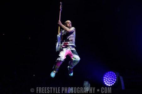 Red Hot Chili Peppers - Canadian Tire Centre June 23, 2017 PHOTO: Matt Zambonin/Freestyle Photography