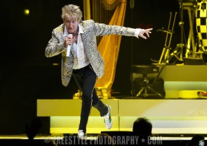 Rod Stewart - Canadian Tire Centre